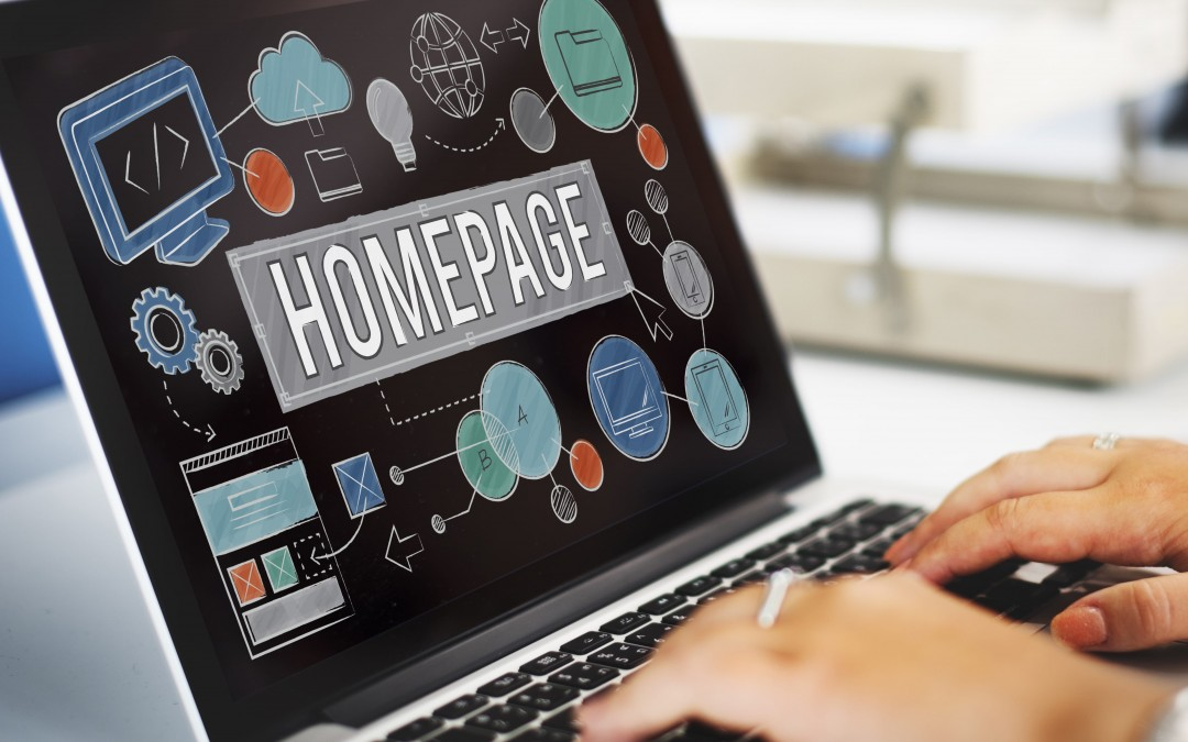What should an Ideal Website Homepage look like?
