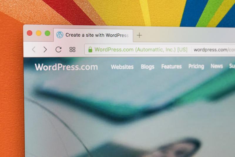 wordpress website design agency alliston